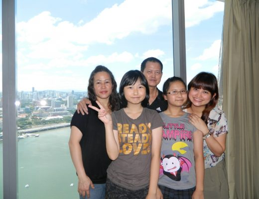 Mummy's Birthday at Marina Bay Sands | joanne-khoo.com