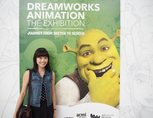 DreamWorks Animation: The Exhibition | joanne-khoo.com
