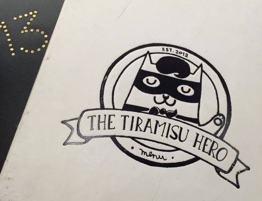 The Tiramisu Hero at Tyrwhitt Road | joanne-khoo.com