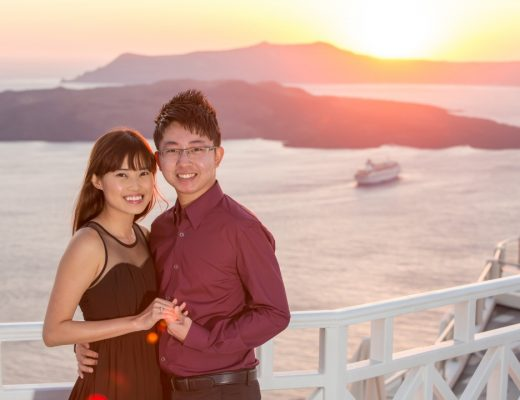 2016 Santorini | Wedding Proposal Petit Palace | joanne-khoo.com
