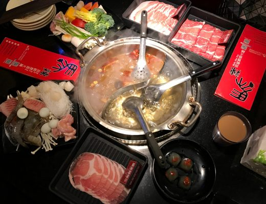 Taipei Ximending Mala Hot Pot 马辣顶级鸳鸯火锅 | joanne-khoo.com