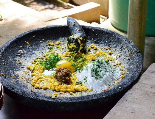 Bali Alila Ubud Introduction to Balinese Cuisine | joanne-khoo.com