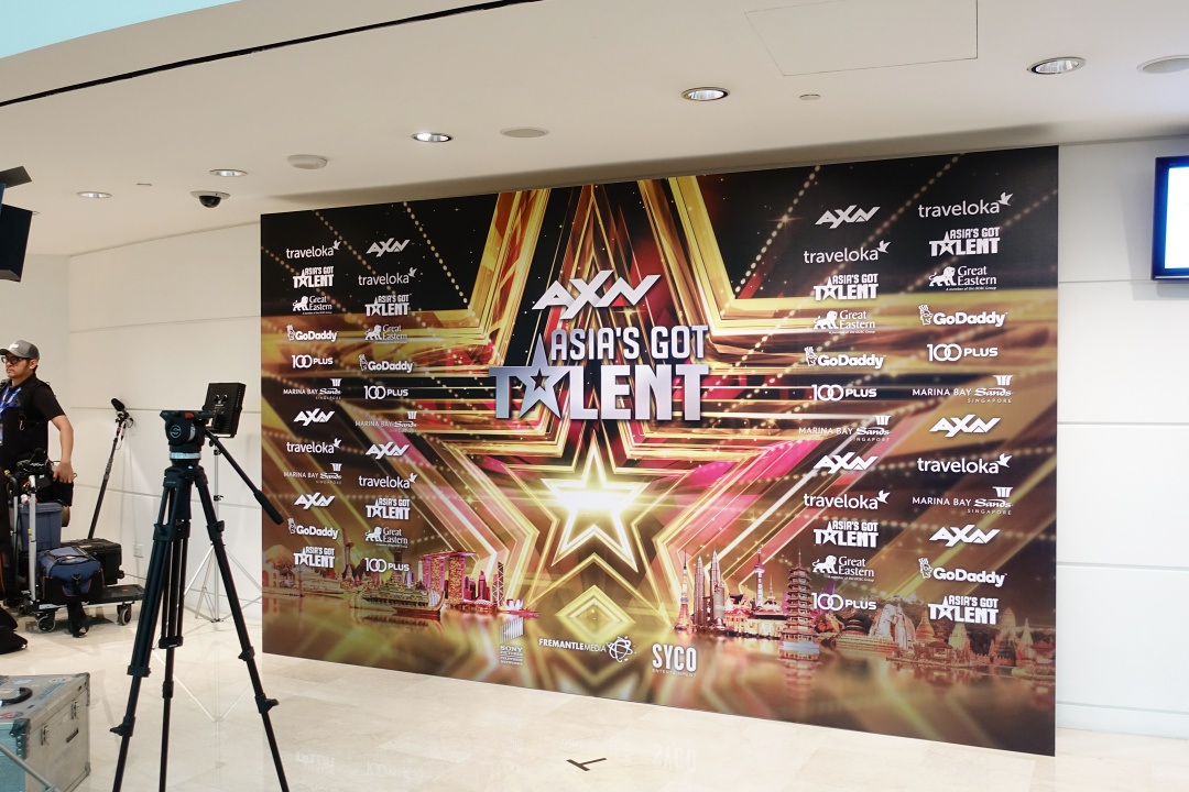Asia's Got Talent Results Show | joanne-khoo.com