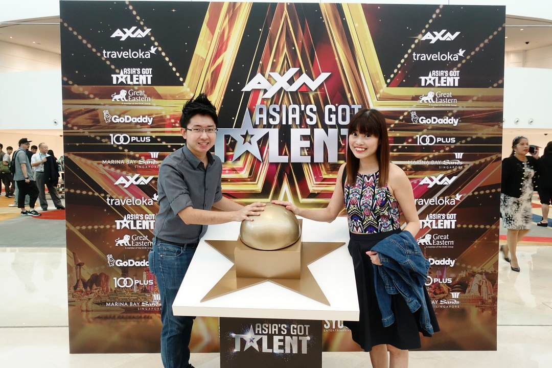 Asia's Got Talent Result Show | joanne-khoo.com
