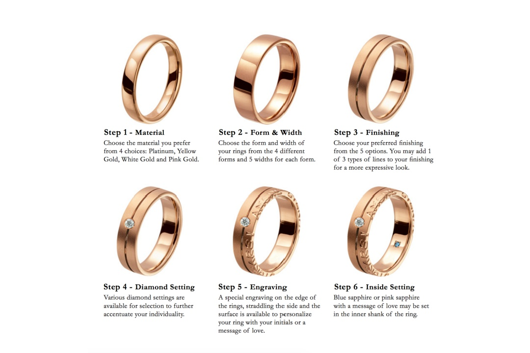 Goldheart Il Regalo Wedding Band | joanne-khoo.com