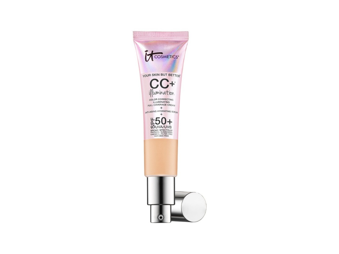 IT Cosmetics CC+ Cream Illumination SPF 50+ | joanne-khoo.com