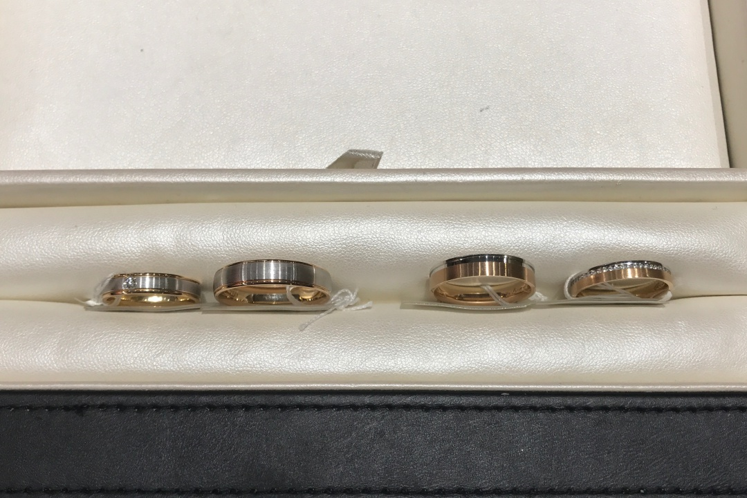 Tian Po Wedding Bands | joanne-khoo.com