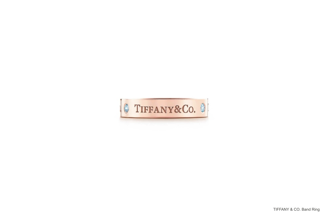 Tiffany & Co Band Ring 4mm | joanne-khoo.com