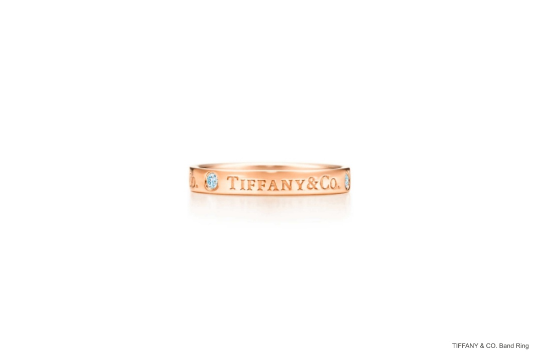 Tiffany & Co Band Ring 3mm | joanne-khoo.com