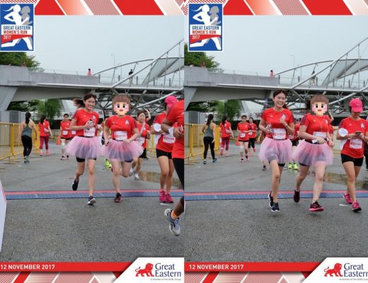 Great Eastern Women's Run 2017 | joanne-khoo.com