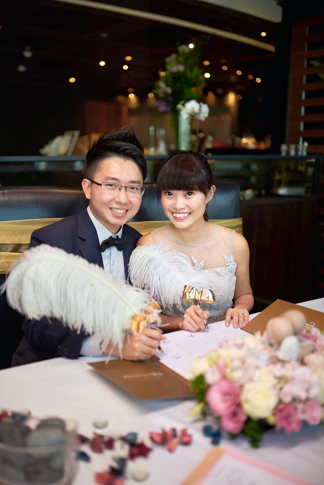 Mike + Joanne (Weddin Photography Singapore by Whitebear Wedding) | joanne-khoo.com