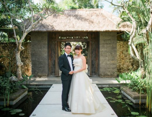 Bali Tirtha Bridal Pre-wedding Shoot | joanne-khoo.com