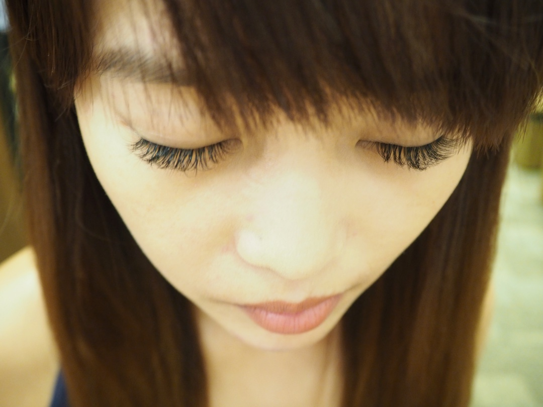 Eyelash Extension by The Lash Company | joanne-khoo.com