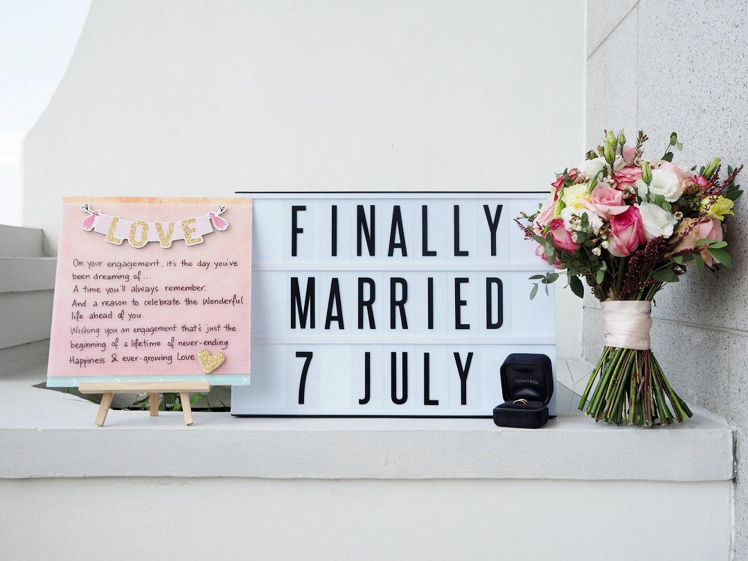 Finally Married | joanne-khoo.com