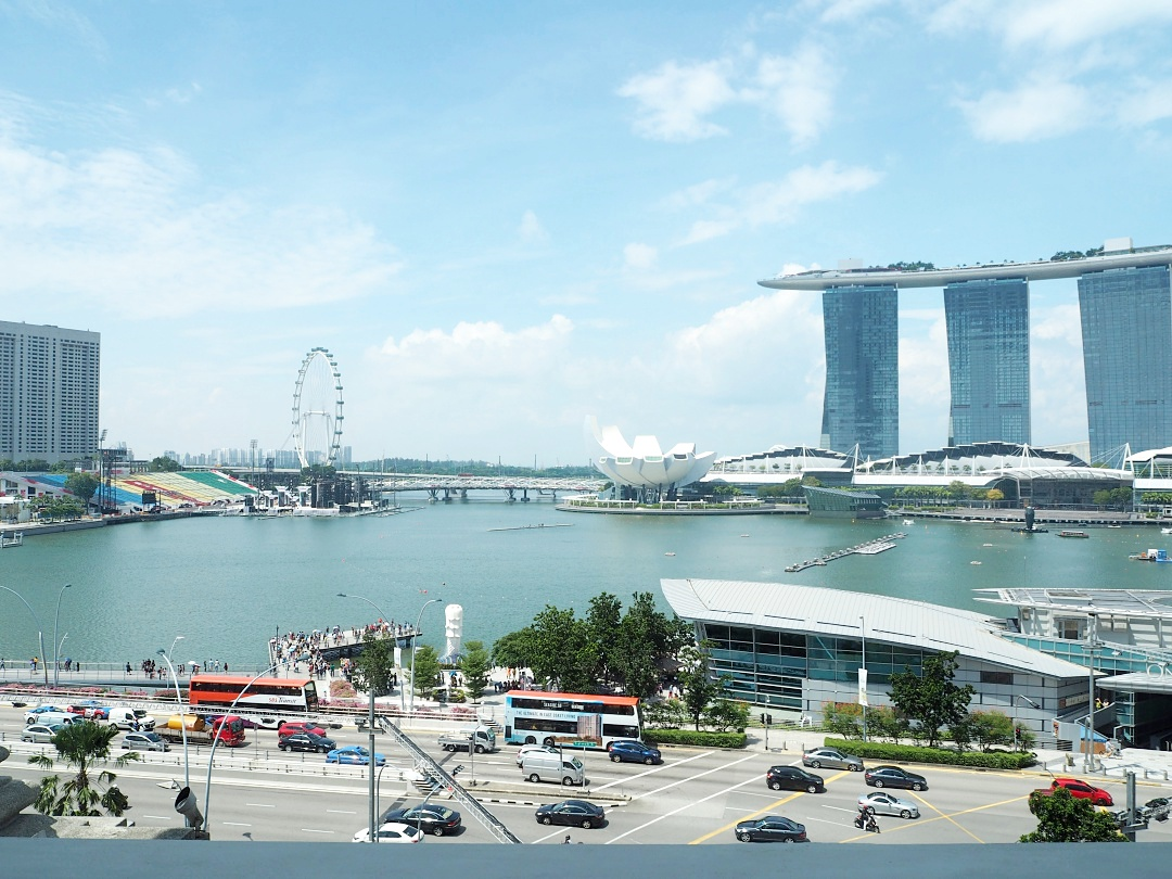 Day View of Marina Bay Waterfront | joanne-khoo.com