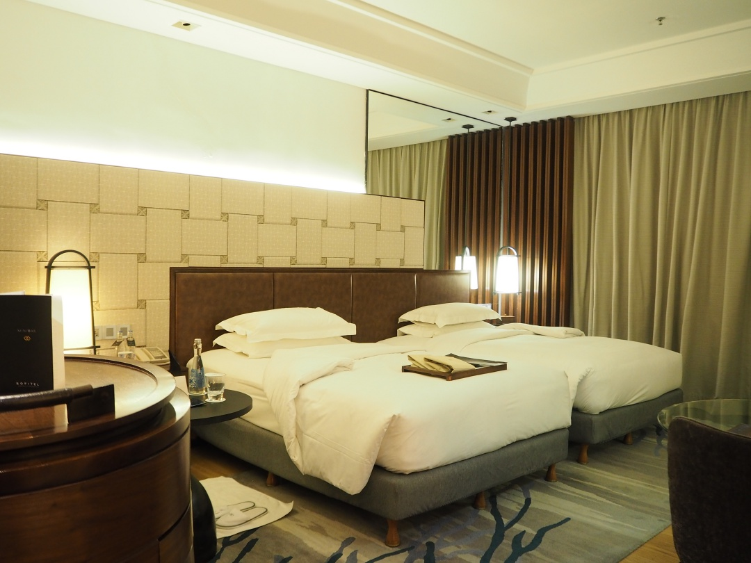 Sofitel Bali Nusa Dua Beach Resort Luxury Room | joanne-khoo.com