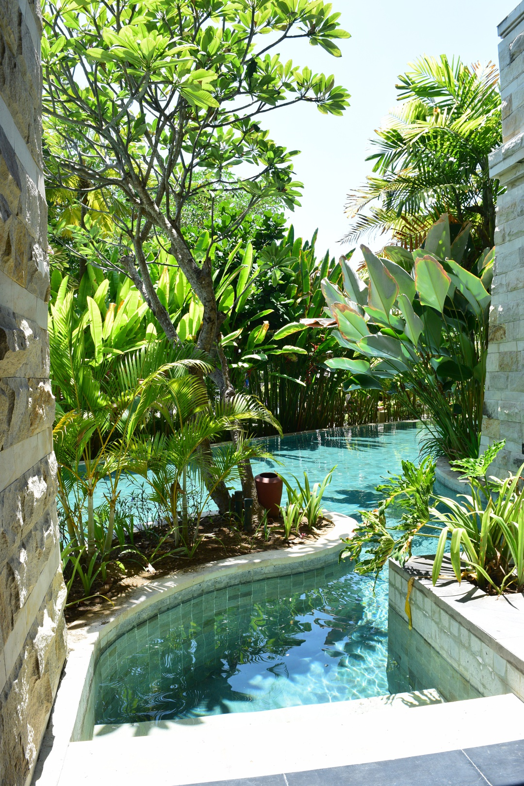 Sofitel Bali Nusa Dua Beach Resort Luxury Room Pool Access | joanne-khoo.com