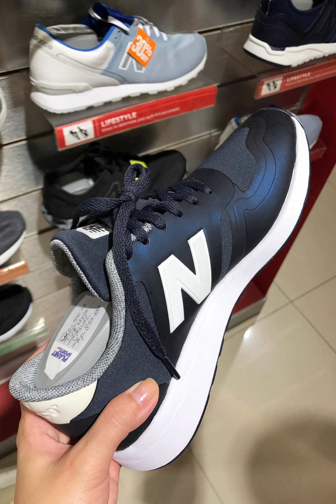 New Balance | Beachwalk Shopping Center | joanne-khoo.com