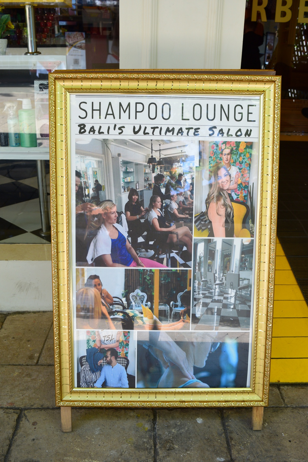 The Shampoo Lounge | Bali Collection | joanne-khoo.com