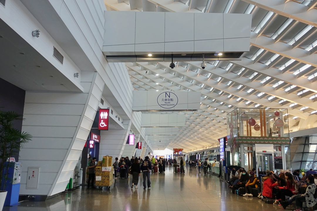 Taiwan Taoyuan International Airport | joanne-khoo.com