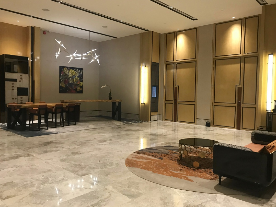 Sofitel Singapore City Centre | joanne-khoo.com