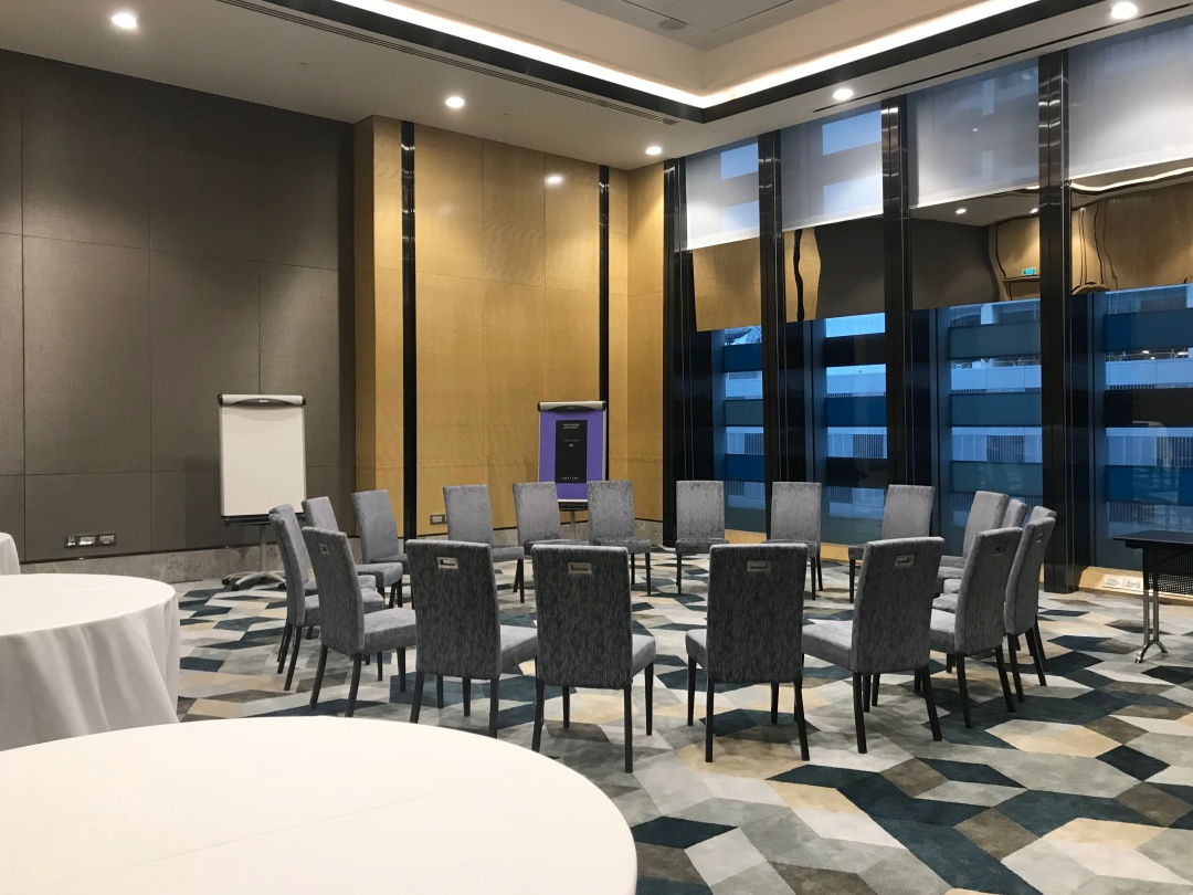 Sofitel Singapore City Centre - Meeting Room | joanne-khoo.com