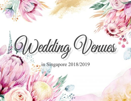 Wedding Venues in Singapore 2018/2019 | joanne-khoo.com