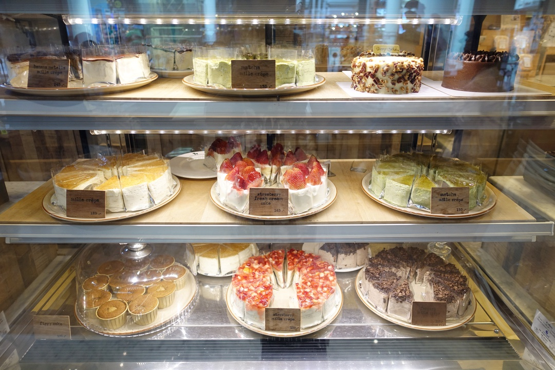 2018 Bangkok Central World - After You Dessert Cafe Cakes | joanne-khoo.com