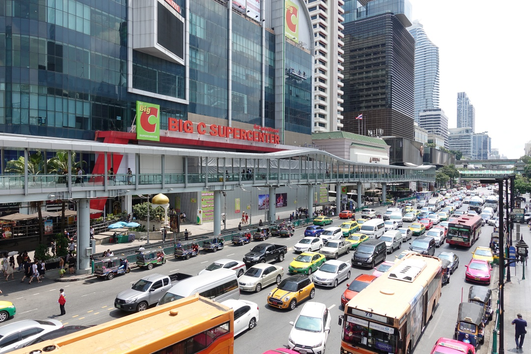 2018 Bangkok Big C Supercenter | joanne-khoo.com