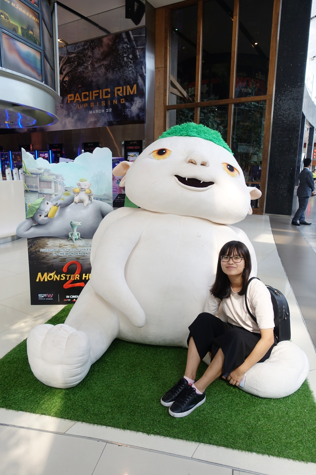 2018 Bangkok Central World - Cineplex | joanne-khoo.com