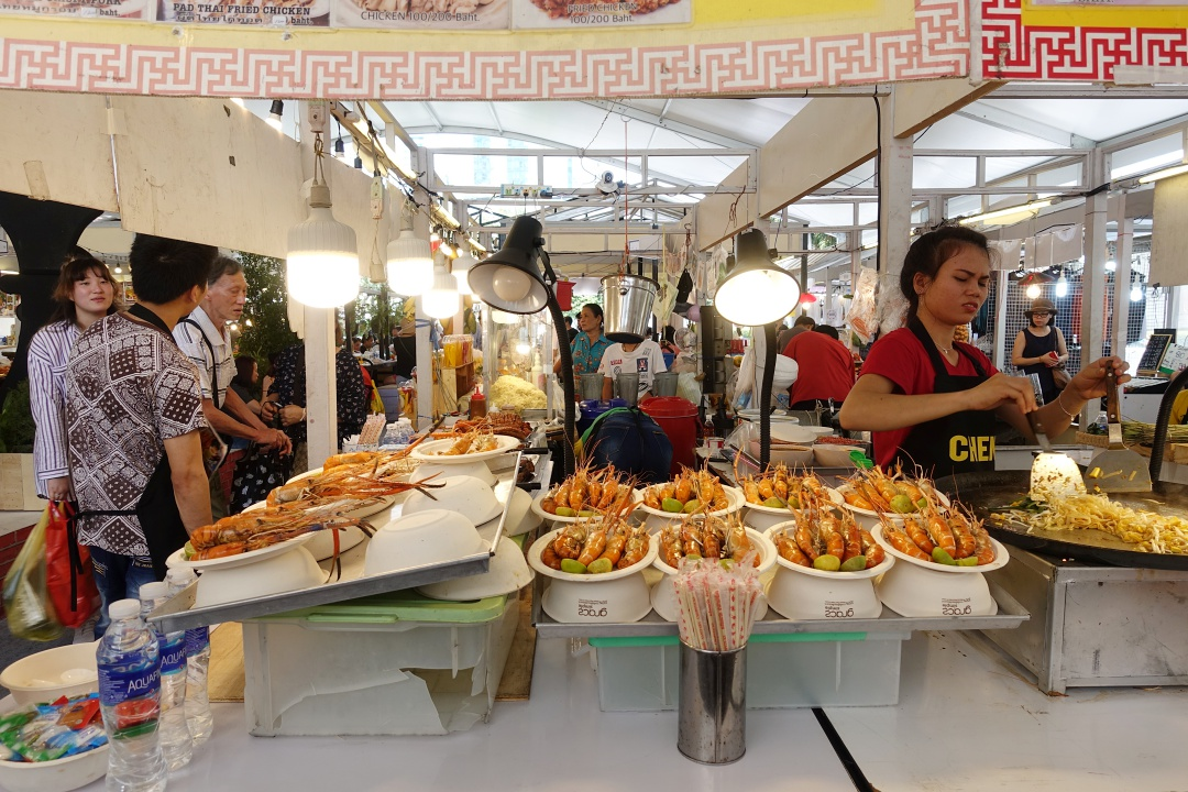2018 Bangkok Central World - Food in the Garden | joanne-khoo.com