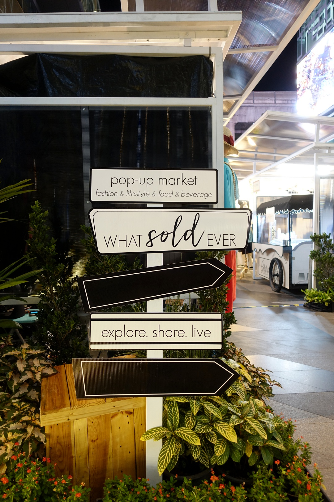 2018 Bangkok What Sold Ever Pop-Up Market | joanne-khoo.com