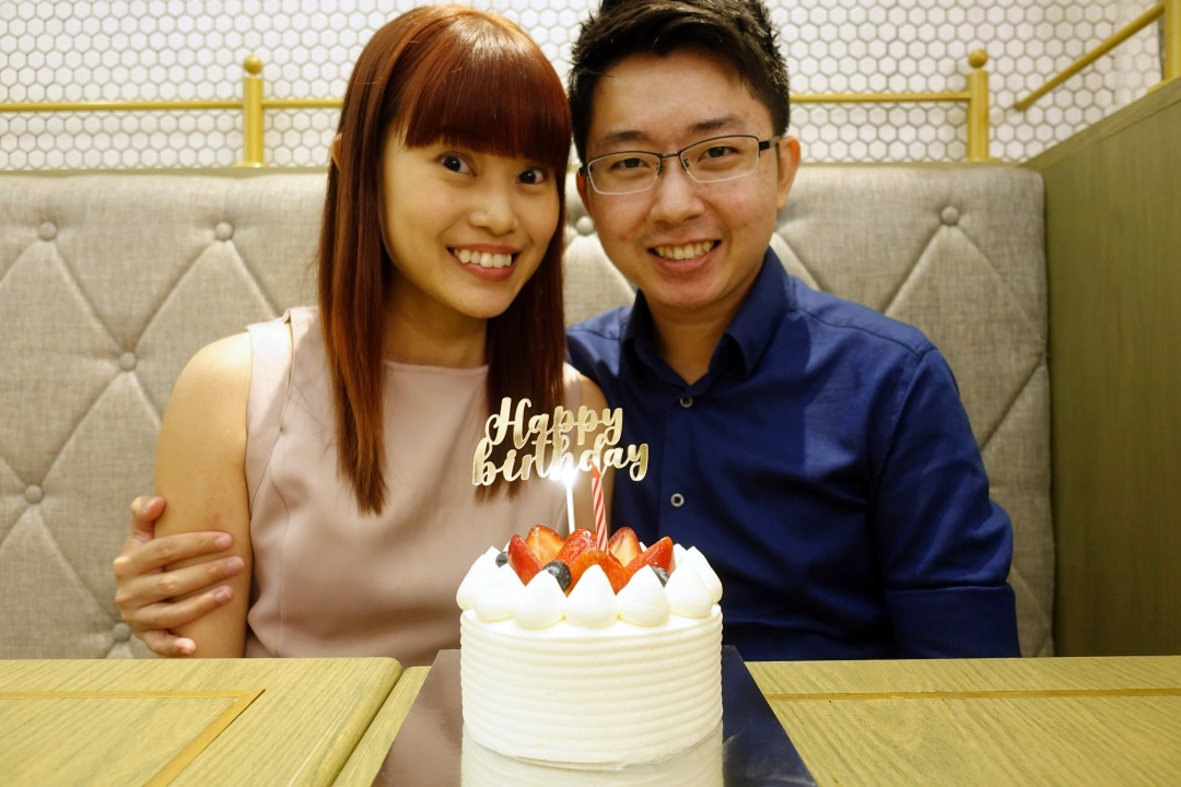 Husband's Birthday | joanne-khoo.com