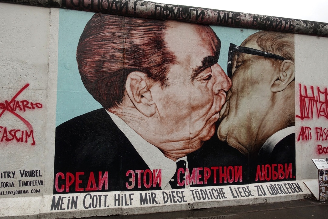 Germany Berlin Wall | joanne-khoo.com