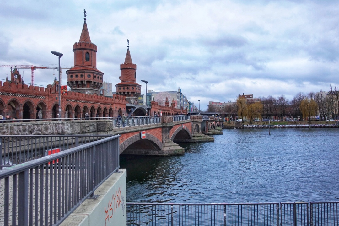 Germany Berlin Oberbaum Bridge | joanne-khoo.com