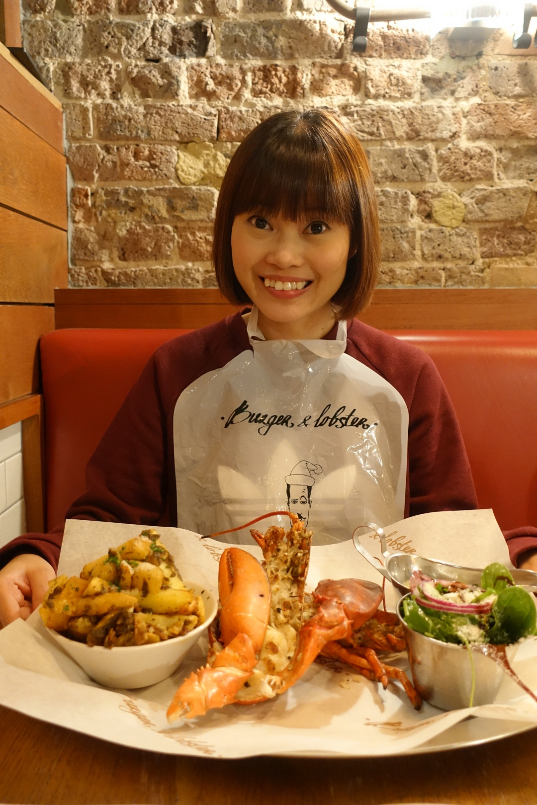 London Burger & Lobster | joanne-khoo.com