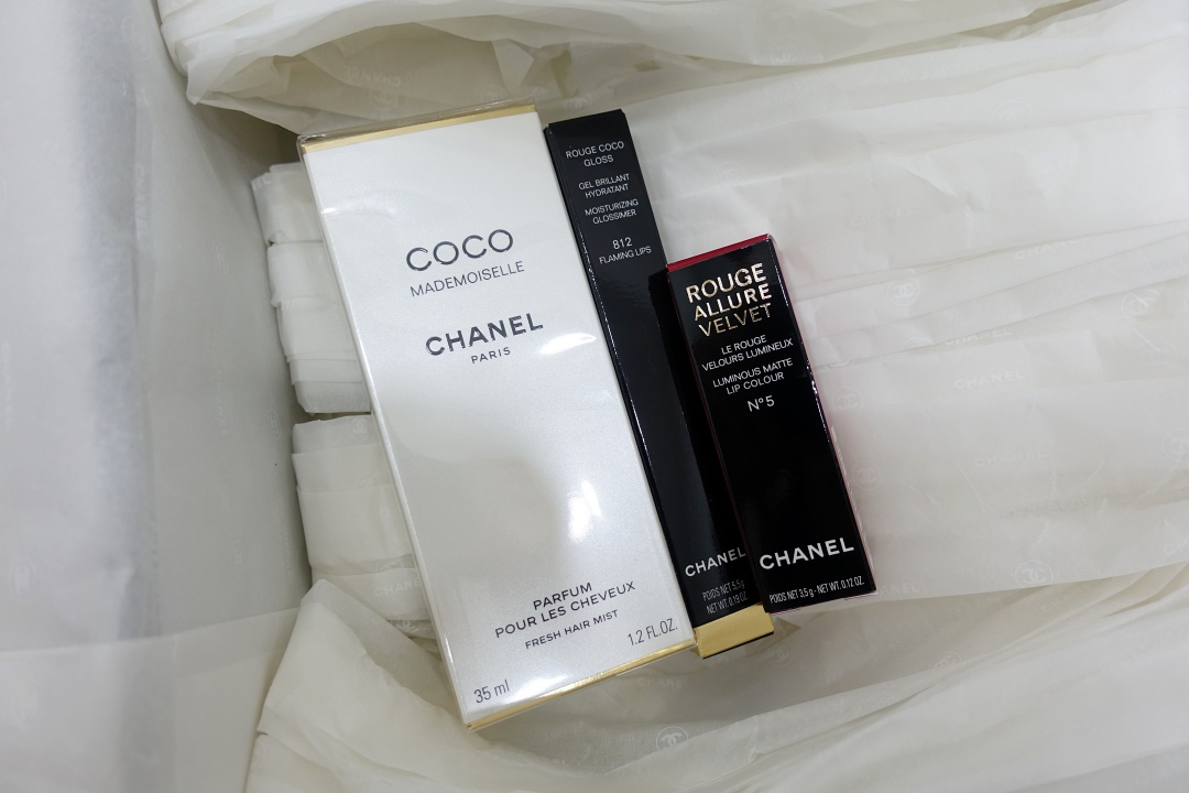 Chanel Beauty | joanne-khoo.com