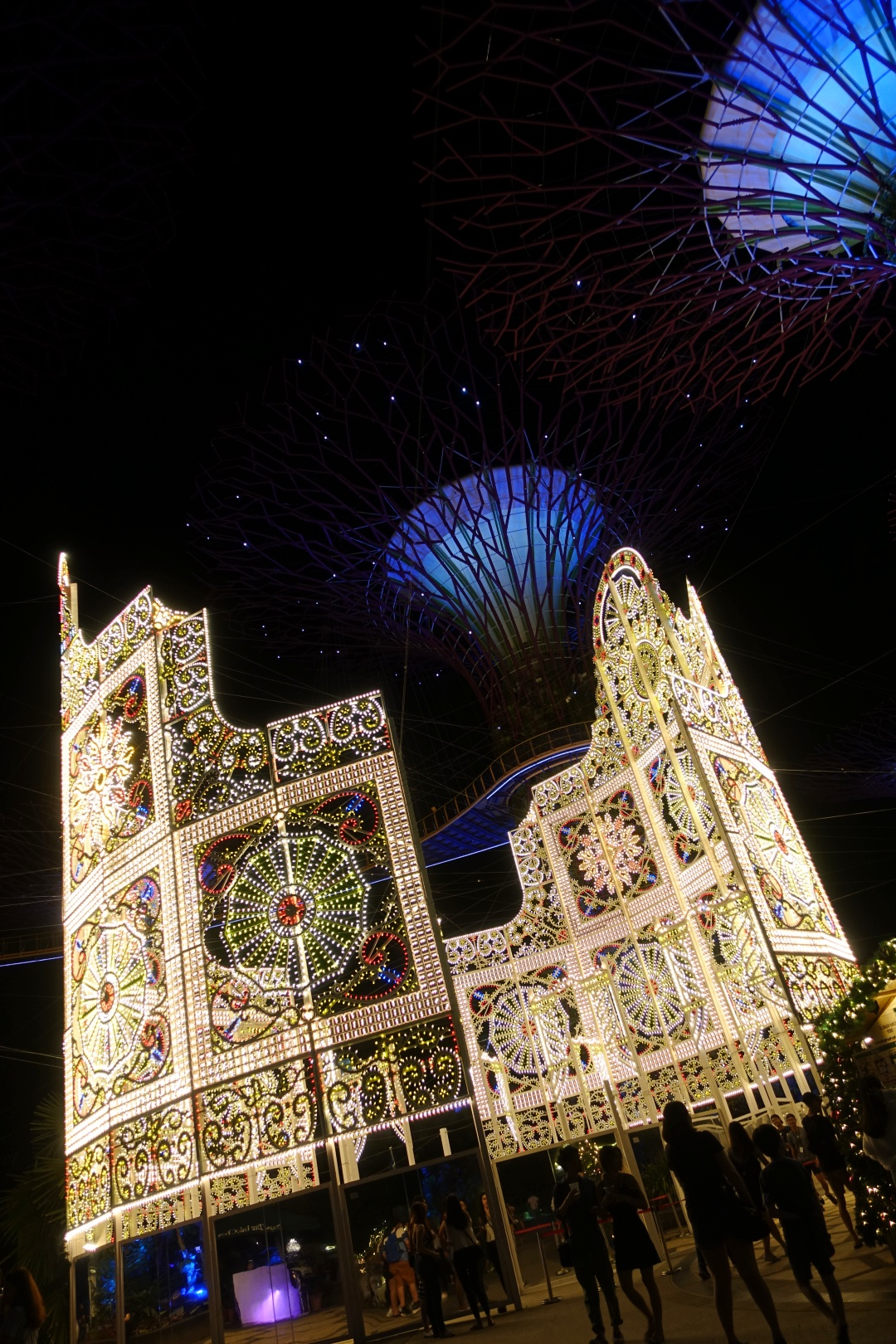 2018 Christmas Wonderland at Gardens by the Bay | joanne-khoo.com