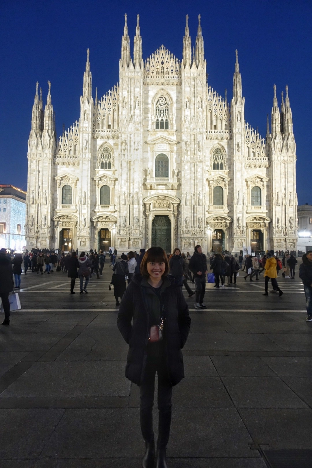 Italy Milan Cathedral | joanne-khoo.com