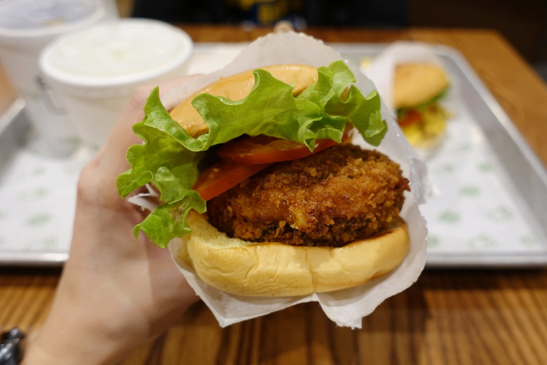 London Shake Shack | joanne-khoo.com
