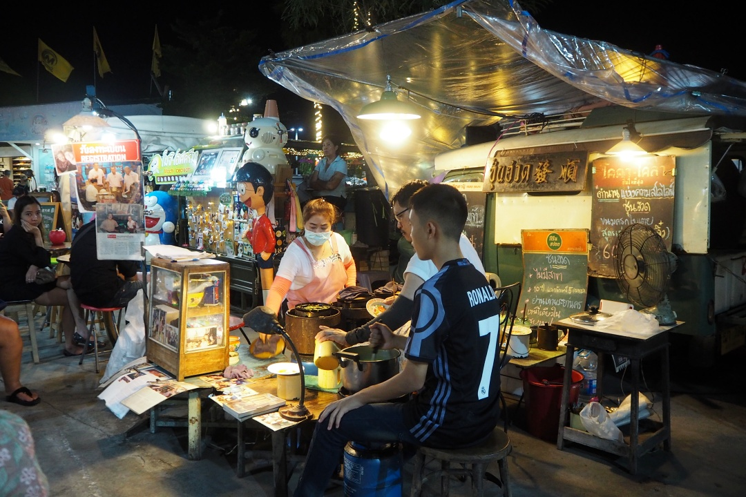 August 2018 Bangkok | Huamum Night Market | joanne-khoo.com