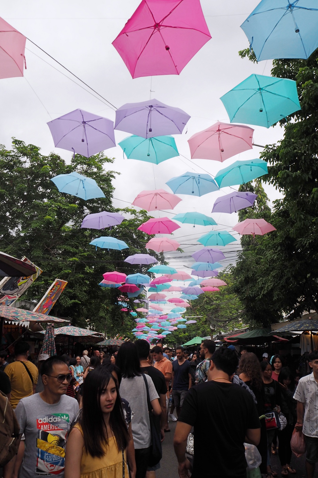 August 2018 Bangkok | Chatuchak Weekend Market | joanne-khoo.com