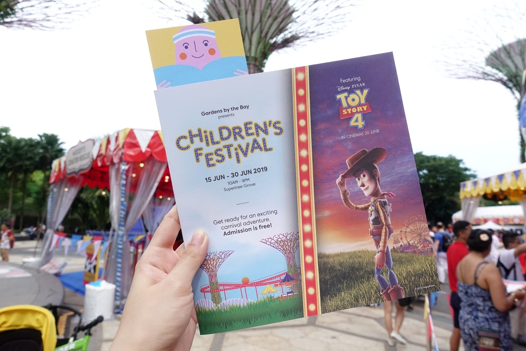 Children's Festival at Gardens by the Bay | joanne-khoo.com