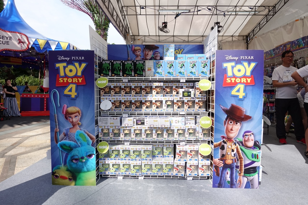 Funky Pop! Toys R Us | Children's Festival at Gardens by the Bay | joanne-khoo.com
