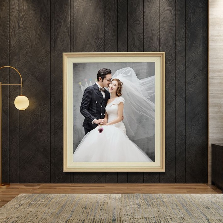 Wedding Photo Frame 婚纱照相框 | joanne-khoo.com