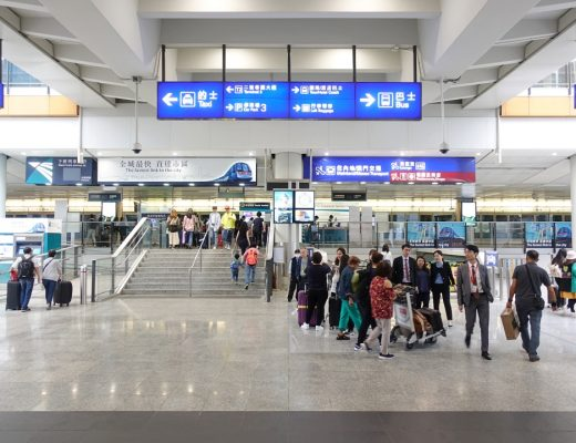 Hong Kong International Airport | joanne-khoo.com