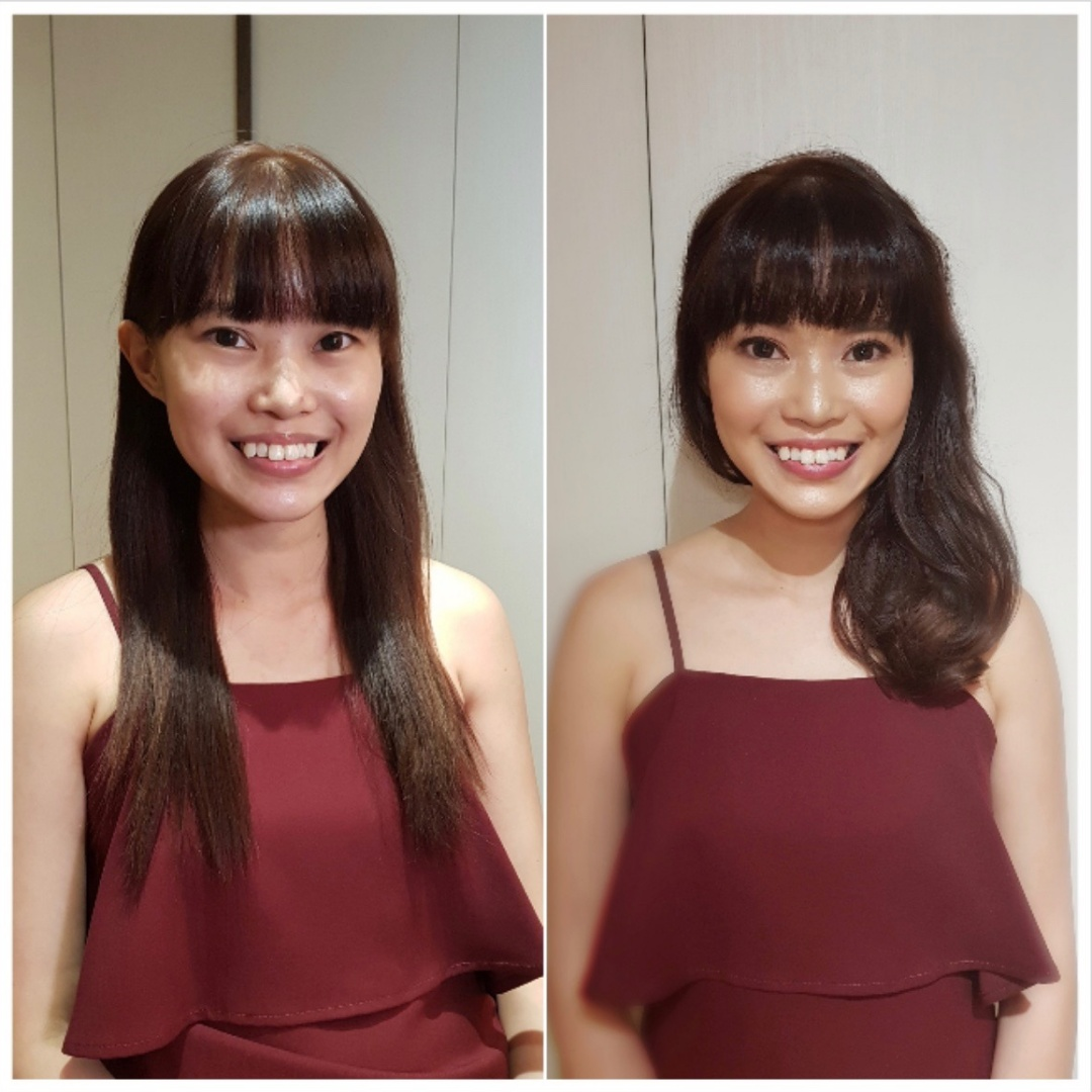 Bridal Makeup Trial with Lush Looks Hair and Makeup | joanne-khoo.com