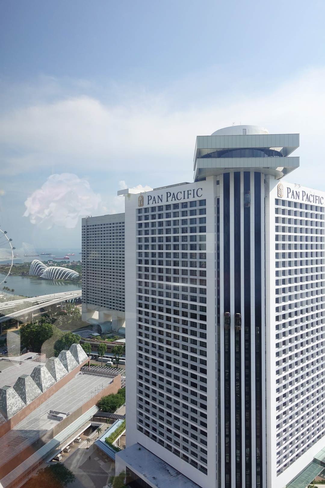 Conrad Centennial Singapore - View from 31 Floor | joanne-khoo.com