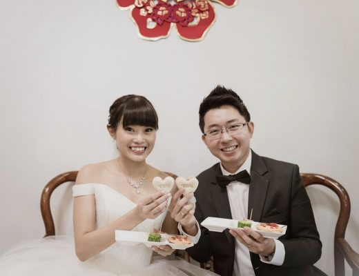 My Wedding Day – Morning Ceremony Part I | joanne-khoo.com