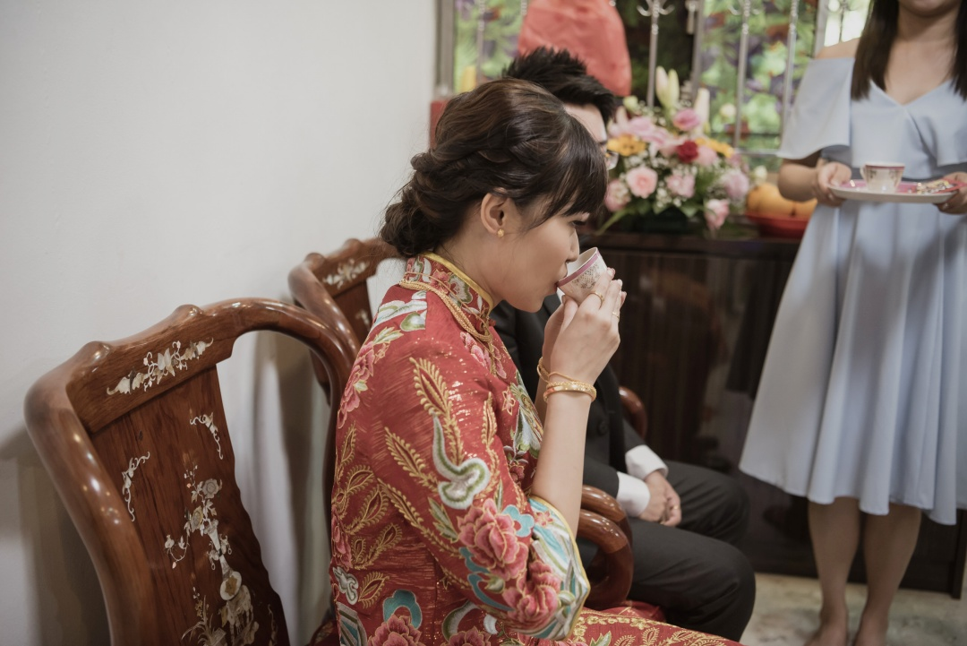 Tea Ceremony at my Parents | joanne-khoo.com